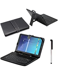 For Samsung Galaxy Tab E T560 9.6 USB Keyboard Stand Case Cover