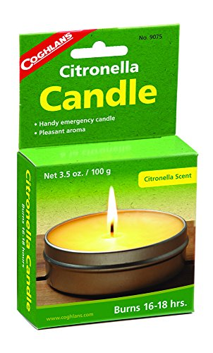 Coghlan's Citronella Candle - South Hours Store Coast