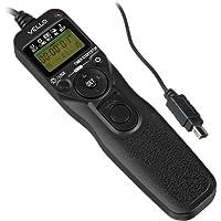 Vello Shutterboss Version II Timer Remote Switch for Nikon with DC2 Connection - Nikon: Df, D90, D600, D610, D3100, D3200, D3300, D5000, D5100, D5200, D5300, D7000 and D7100; CoolPix P7800