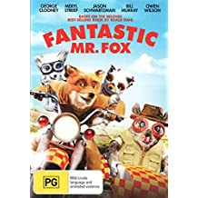 Fantastic Mr. Fox | Wes Anderson's | NON-USA Format | PAL | Region 4 Import - Australia