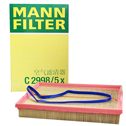 Mann air filter C2998/5x VW POLO GOLF IV (Vw Polo Air Filter)