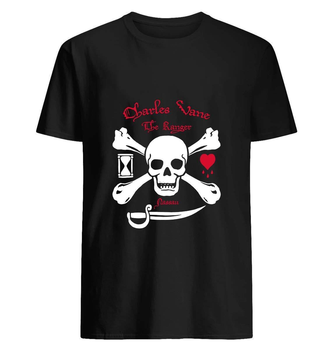 Black Sails Charles Vane The Ranger Nassau 6 T Shirt For Unisex