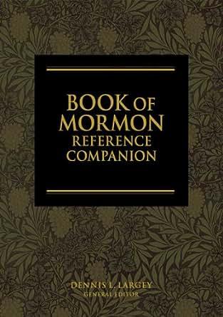 The book of mormon reference companion