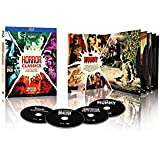 Horror Collection: Taste the Blood of Dracula / Frankenstein Must Be Destroyed / The Mummy / Dracula Has Risen from the Grave (Bilingual) [Blu-ray]