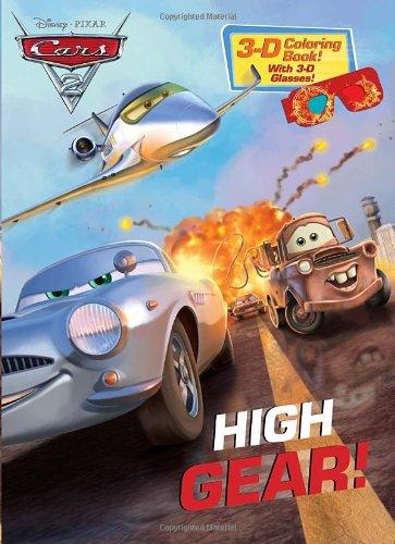 HIGH GEAR! - CARS 3- (High Gear Adventure Tool)