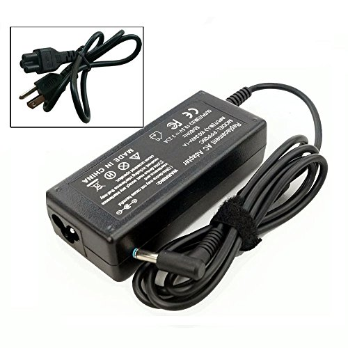 19.5V 3.33A 65W Replacement AC Power Adapter Charger for HP Pavilion 15-E010US 15-E020US 15-E043CL 15-N019WM 15-N065NR 17-E017DX 17-E019DX 17-E020DX 17-E020US 17-E021NR 17-E049WM 17-E055NR 17-E110DX
