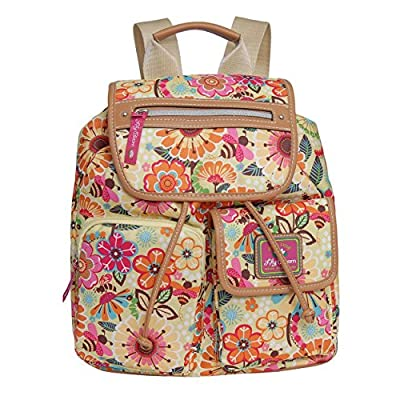 well-wreapped Lily Bloom Riley Multi-Purpose Backpack