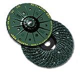 ZEC® - Litex® Grinding Disc/Wheel 7'' S/C 24 GRIT Heavy Duty Disk 10pcs Set