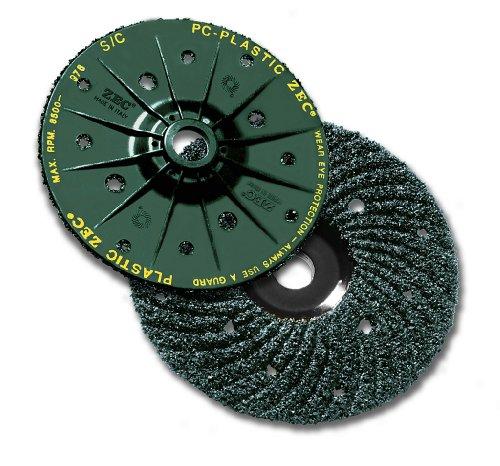 "ZEC® - Litex® Grinding Disc/Wheel 7"" S/C 16 GRIT Heavy Duty Disk"