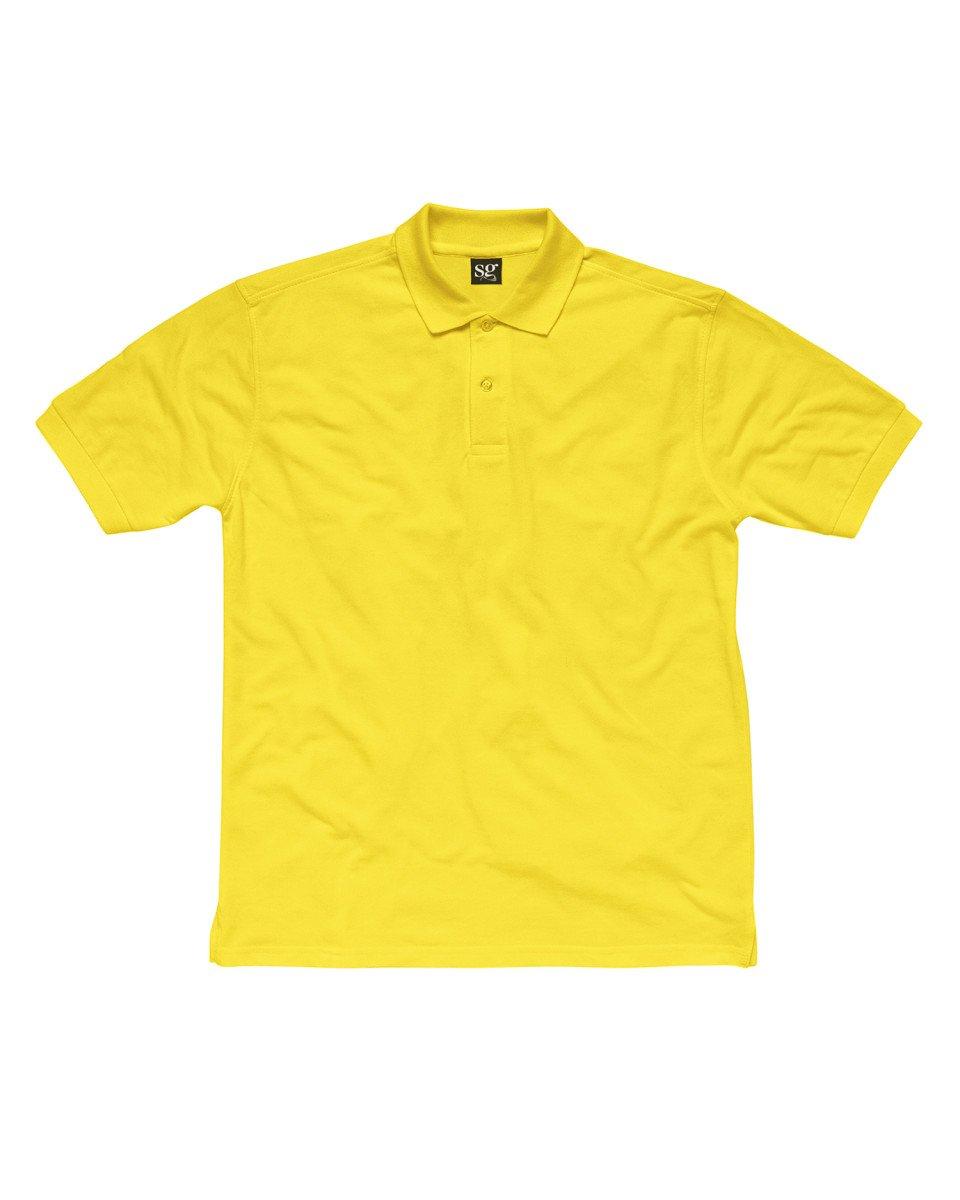 SG SG50F-YL-XS - Polo para mujer, talla XS, color amarillo (5 ...