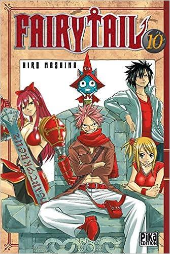 Amazon Fr Fairy Tail T10 Hiro Mashima Vincent