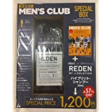 MEN'S CLUB 2018年9月号