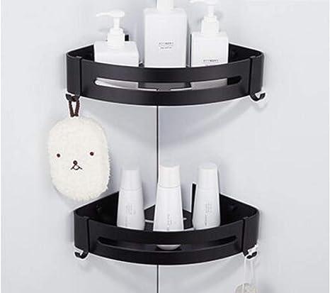 Estante de baño Bañera Estante de ducha Soporte para champú ...