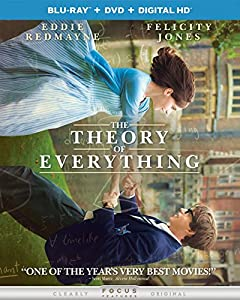 Cover Image for 'The Theory of Everything (Blu-ray + DVD + DIGITAL HD with UltraViolet)'