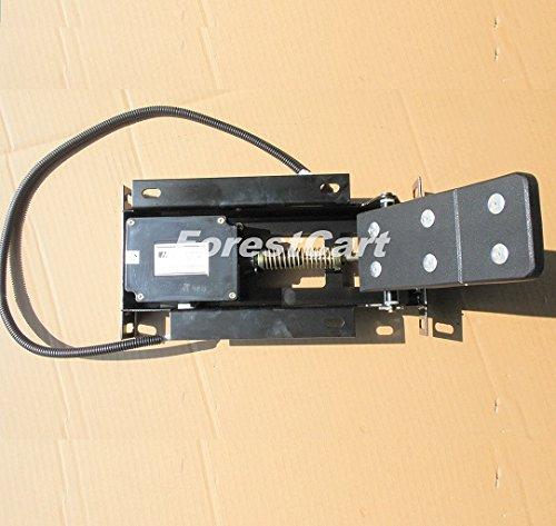 Tomberlin 48 Vアクセラレータアセンブリ速度ペダル、OEM交換パーツ1007018   B00XH758NM