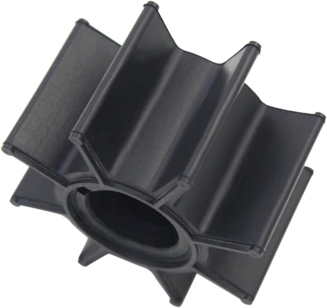 CM New Water Pump Impeller for Tohatsu Nissan 334-65021-0 18-8921 9.9//15//20hp