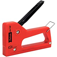 PETRUS 66785 - Clavadora modelo 260 Top para Grapas 530/4-6-8 mm colores rojo/negro