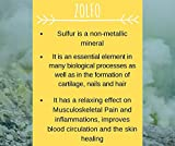 Sulphur Rods - Sulfur Bars Natural Remedy for