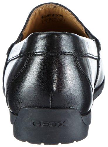 Geox W neri Siron C Mocassini blackc9999 U uomo da TqTrBwx4