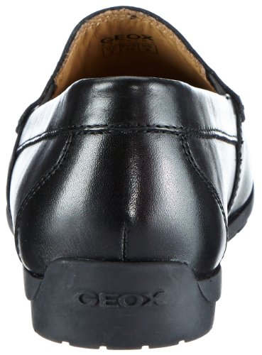 Siron Uomo Mocassini Black Geox C9999 Nero C U W fTTxXP