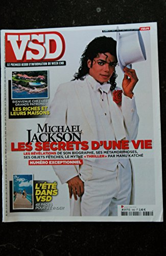 VSD 1662 MICHAEL JACKSON COVER + 13 pages