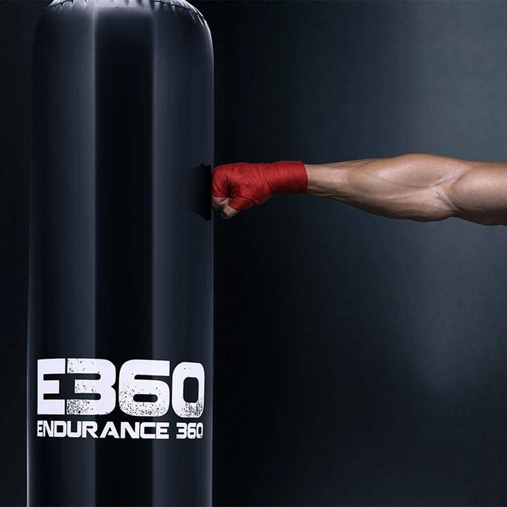 Saco de Boxeo Hinchable, Saco de Boxeo sobre pie, Punching Ball ...