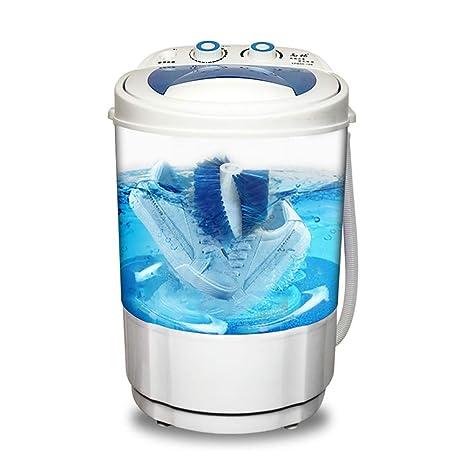 CxiaoZks Semi-automática hogar Lavadora eléctrica Zapato Cepillado ...