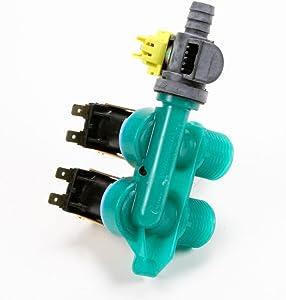 Whirlpool W8578341 Washer Water Inlet Valve Genuine Original Equipment Manufacturer (OEM) Part