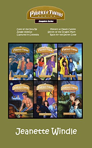 Parker Twins Mystery Adventure Book Bundle by [Windle, Jeanette]