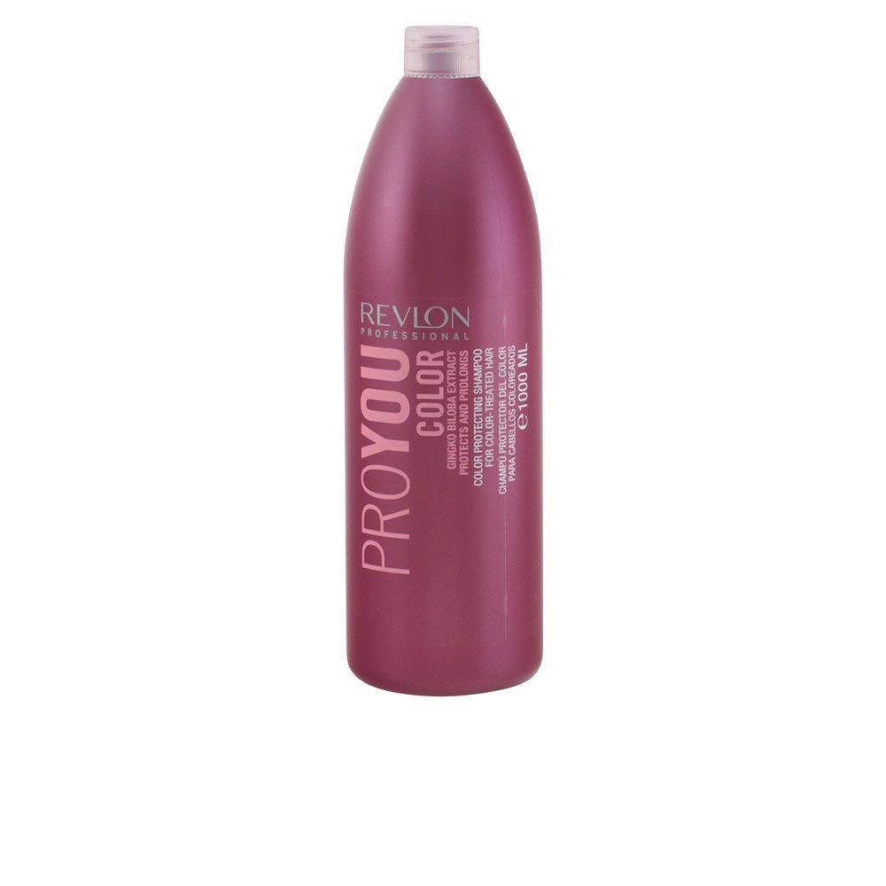 Revlon ProYou Care Color Shampoo Champú, 1000 ml