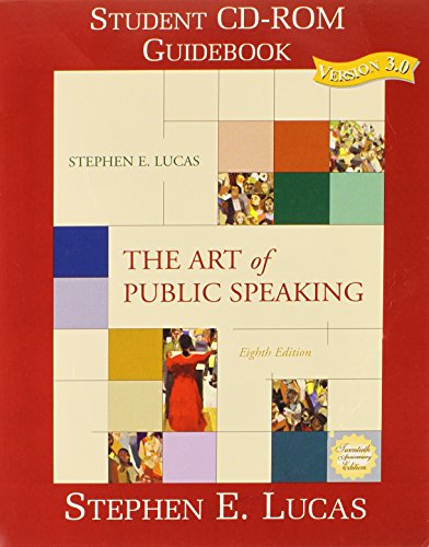 The Art of Public Speaking: Version 3.0 With Guidebook