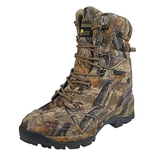 - Northside Men's Crossite 200 Hunting Boot, Tan Camo, 11 D(M) US