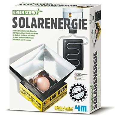 4M 663278 - Green Science - Energie Solaire