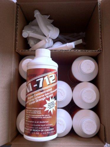 NI-712 Odor Eliminator - Orange (9 Pack) by NI-712