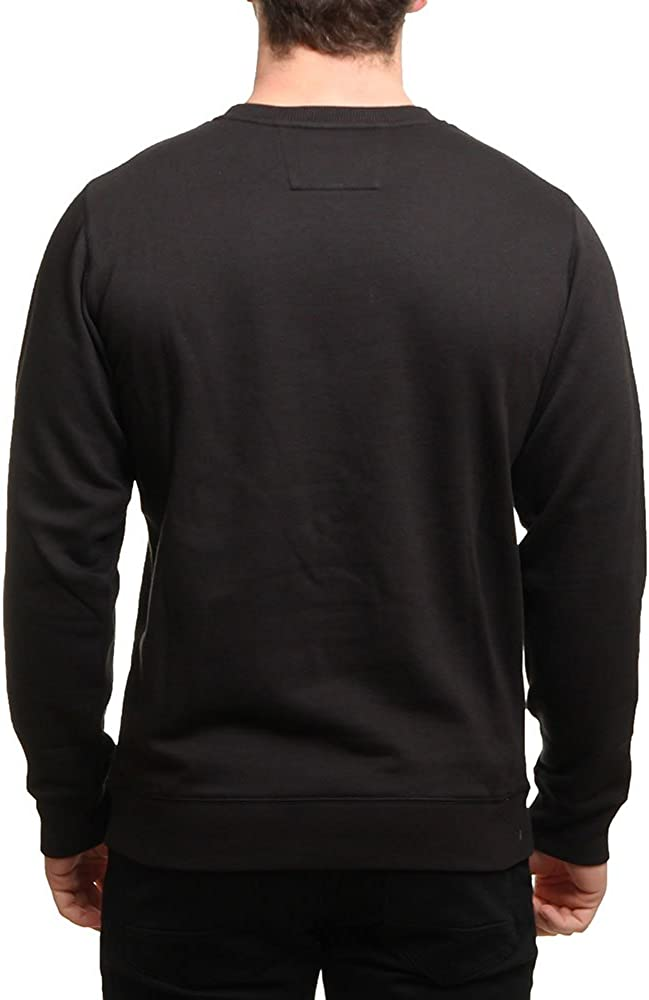 O'Neill Herren Sunrise Sweatshirt Black Out
