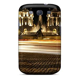 Premium Piazza Esedra Back Cover Snap On Case For Galaxy S3