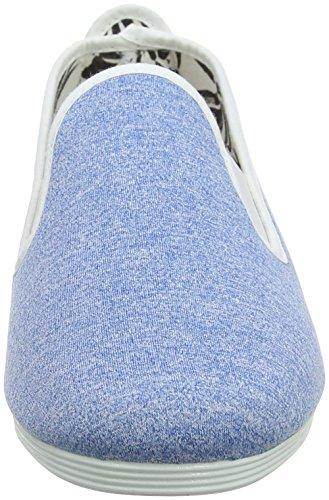 Flossy Women's Azafra Espadrilles Blue (Light Blue 000) OPfwJFRjL