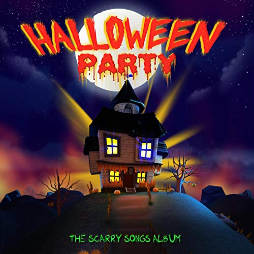 Halloween Party - Scary Party Songs (Deluxe Edition)