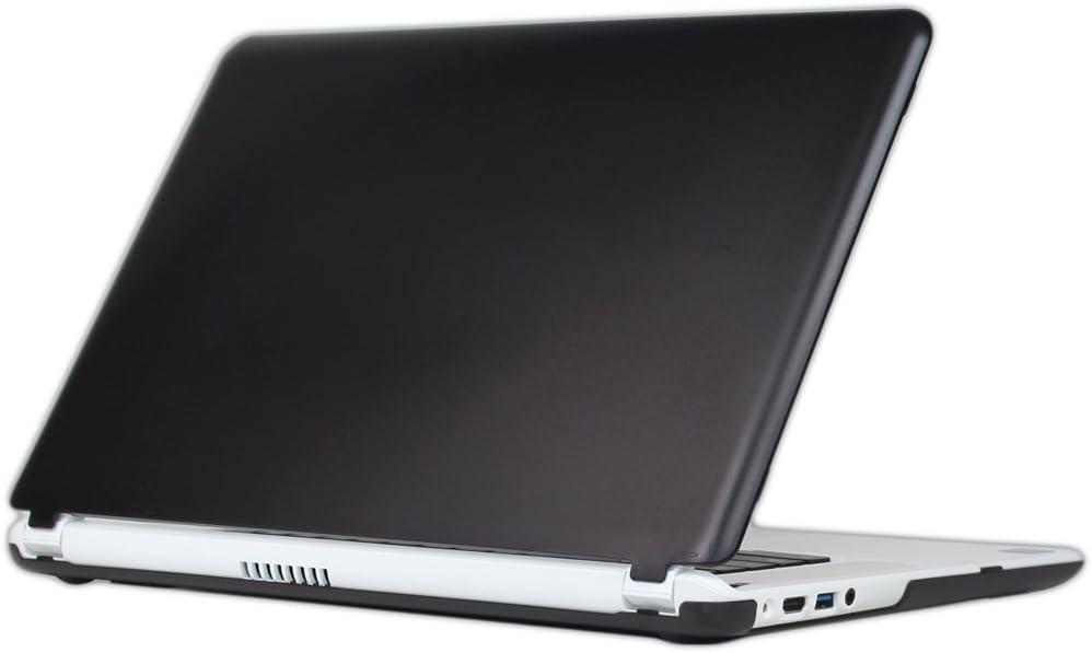 """iPearl mCover Hard Shell Case for 15.6"""" Acer Chromebook 15 C910 / CB5-571 / CB3-531 / CB3-532 Series Laptop (Black)"""