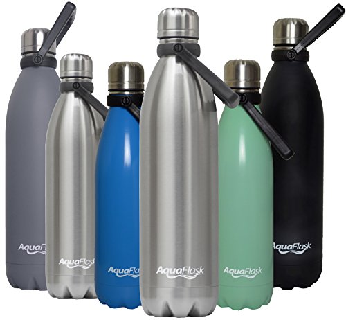 AquaFlask Vacuum Insulated Stainless Multiple product image