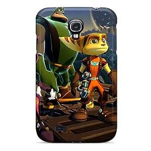 Samsung Galaxy S4 Iar18716rrfV Customized Lifelike Inside Out Series Great Cell-phone Hard Cover -CharlesPoirier