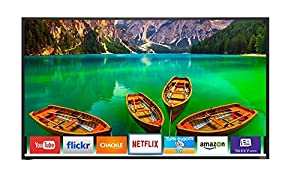 Vizio D43F-E2 43-inch Full Array LED 1080p 120Hz Smart HDTV (No Stand) (Certified Refurbished)
