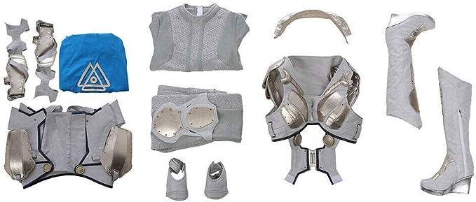 Glam Cos Thor 3 – Disfraz de Cosplay para Mujer Valkyrie (Estilo 2 ...
