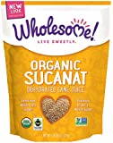 Wholesome Sweeteners Organic Sucanat Brown Sugar -- 1 lb - 2 pc