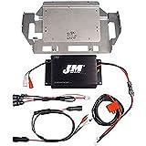 J&M Audio 180 Watt Performance 2 Channel Amplifier Kit 2014 and Newer Harley-Davidson Street Glide, Ultras and Trike - JMAA-1800HC14