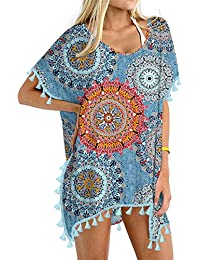 91ec4fcc384 Women's Swimsuit Bathing Suit Cover Ups for Swimwear