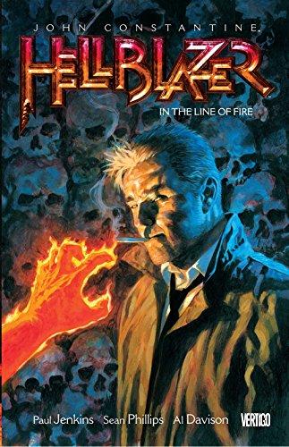 John Constantine, Hellblazer Vol. 10: In The Line Of Fire -