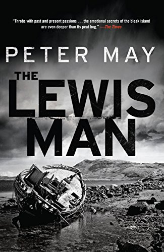 """""""The Lewis Man - The Lewis Trilogy"""" av Peter May"""
