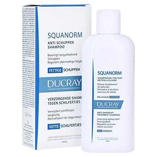 DUCRAY - DUCRAY Champu Caspa Grasa Squanorm 2