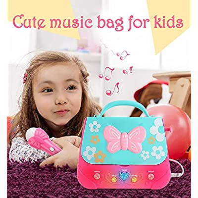karaoke-machine-for-kids-butterfly